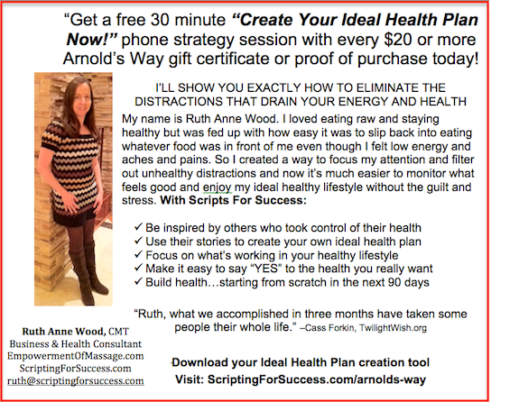 Create Your Ideal Health Plan Now