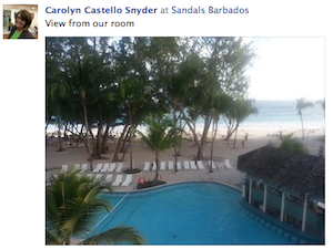 Sandels Barbados