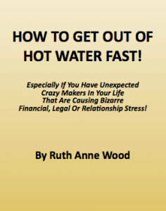 get out of hot water fast